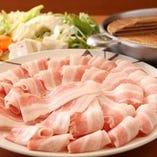 豚バラランチ