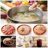 4種食べ放題ランチ~土日祝70分/平日100分