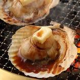 [特典☆] クーポンご利用で北海道産殻付ホタテをプレゼント