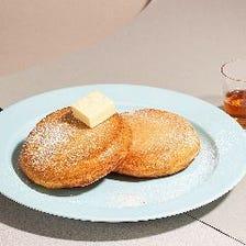 ビブリオピュアバターパンケーキ
