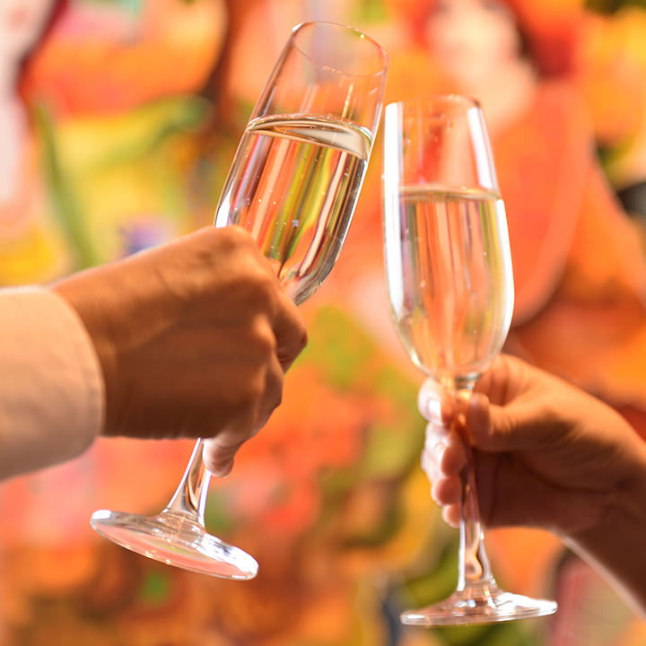 【3時間飲み放題付】女子会コース/記念日・飲み会・宴会