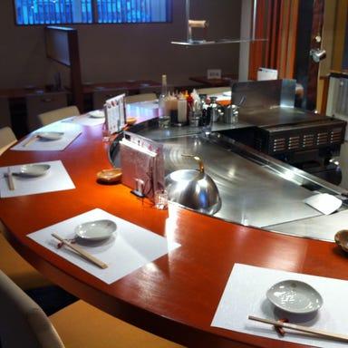 鉄板料理・創作料理 てっぱんSesame  店内の画像