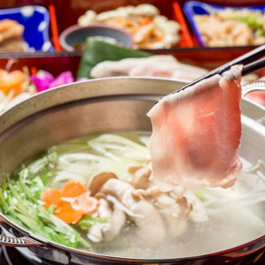 沖縄料理としゃぶしゃぶのお店 赤瓦(あかがーら)  メニューの画像