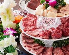 厳選黒毛和牛食べ放題「箱崎炭火焼肉」