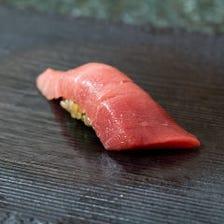 恵比寿一等地で鮨をお愉しみください