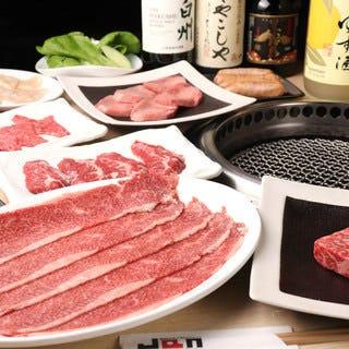 焼肉スタジアム JAN 池袋東口店 コースの画像