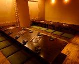 26~30名様の個室です。最大32名様までお使いになれます。