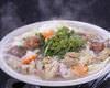 朝引き鳥の水炊き 【鍋単品】