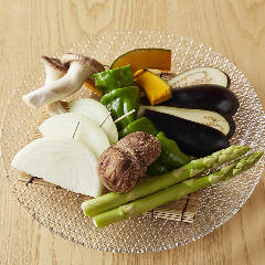 焼き野菜セット