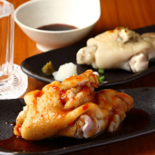 豚足焼(ポン酢 or ピリ辛)
