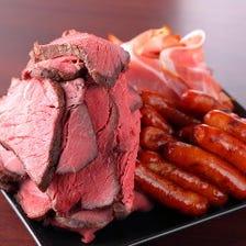 麻布十番の肉バル!
