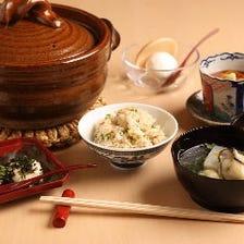 ■四季を堪能するコース料理