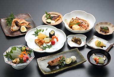 魚と肴 にし山  コースの画像