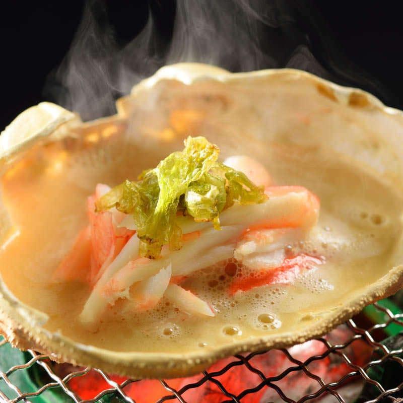 旬の味覚を堪能できる贅沢な本格日本料理
