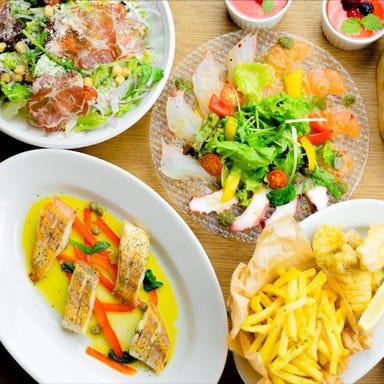 牡蠣ときどきサカナ メリケンサカナ 名駅店 コースの画像