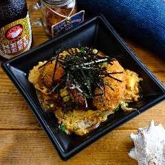 牡蠣カツ丼