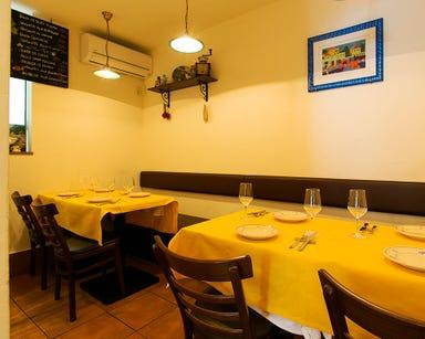 トラットリア ラ タルタルギーナ  店内の画像
