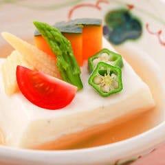 ゴルゴンゾーラ豆腐