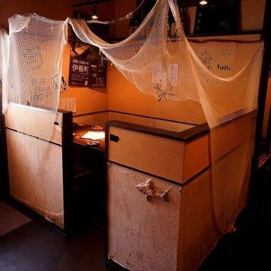 鶏魚Kitchen ゆう あべのキューズタウン店 店内の画像