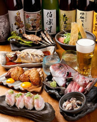 鶏魚Kitchen ゆう あべのキューズタウン店