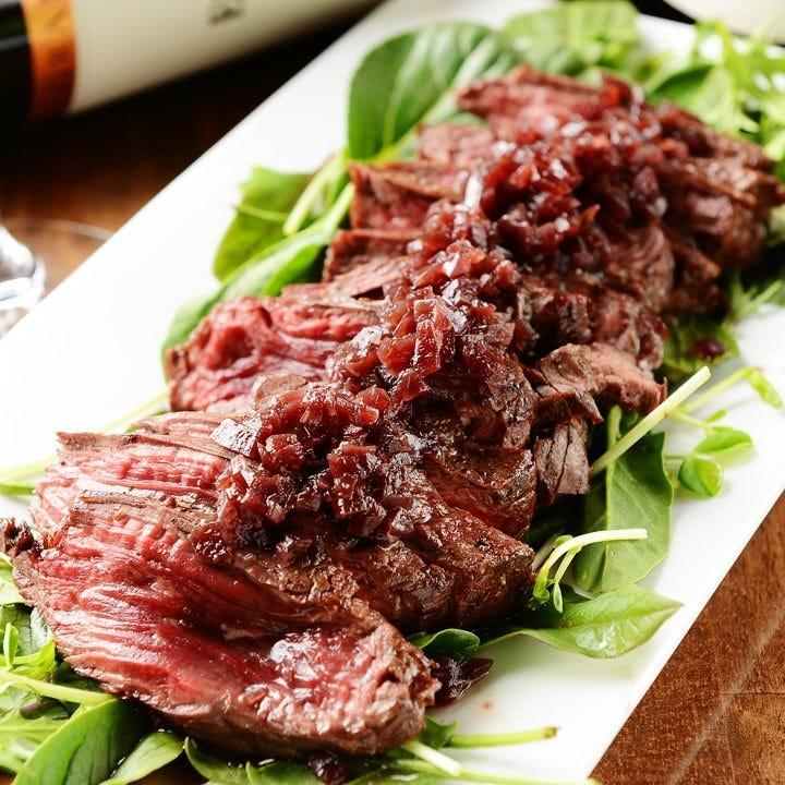 旬菜,鮮魚,お肉,充実したワンランク上の料理を堪能!大満足プレミアム宴会コース