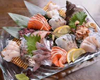 瀬戸内魚介と郷土の鉄板料理 和心家‐わしんち‐ コースの画像