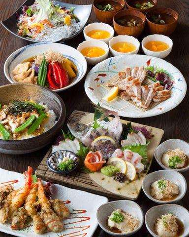 瀬戸内魚介と郷土の鉄板料理 和心家‐わしんち‐ こだわりの画像