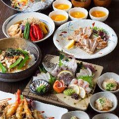 瀬戸内魚介と郷土の鉄板料理 和心家‐わしんち‐