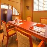 古都奈良の古寺にちなんだ和室と洋室13の完全個室