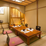 【斑鳩】日本の粋を感じる個室空間で旬食材を使用した懐石料理を堪能