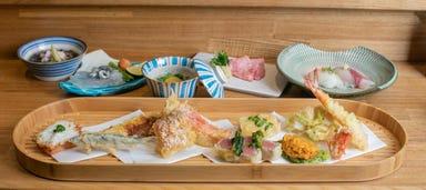 祇園 天ぷら晩餐  コースの画像
