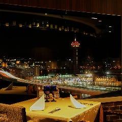 展望レストラン ラピュタ (福岡サンパレス ホテル&ホール)