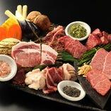 くら乃流宴会 自慢のお肉が存分に楽しめるコース3,500円から♪