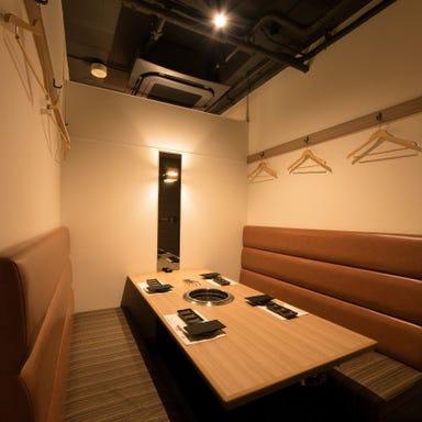全席個室 近江牛隠れ家焼肉店 にくtatsu 青山本店 店内の画像