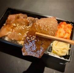 上焼肉弁当(上カルビ・上ロース)
