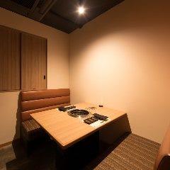 全席個室 近江牛隠れ家焼肉店 にくtatsu 青山本店