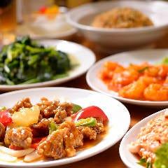 中華料理 味香園 栄店