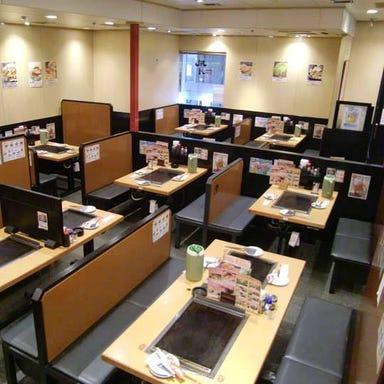 鶴橋風月 なんば御堂筋グランドビル店 店内の画像