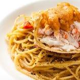 名物パスタをはじめとしたフェアー開催!旬食材をイタリアンで
