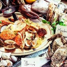 シチリア漁師飯 魚介イタリアン!
