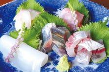 【魚】を中心とした料理