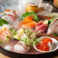 新鮮な魚と大分名物とり天が自慢の居酒屋 みどり…