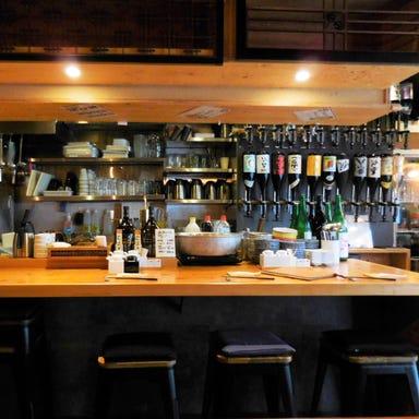 九州料理 居酒屋 かてて 茅場町店 店内の画像