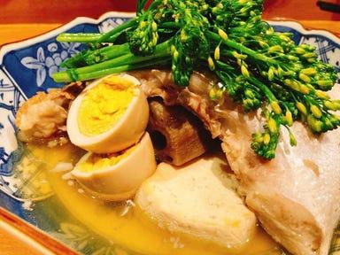 九州料理 居酒屋 かてて 茅場町店 メニューの画像