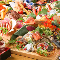 個室 北海道 魚均 高松店