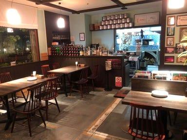 Pizzeria La Gita  店内の画像