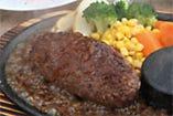 国産牛ハンバーグランチ