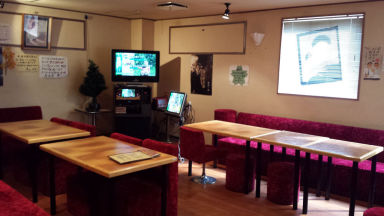 中華料理 華山  店内の画像