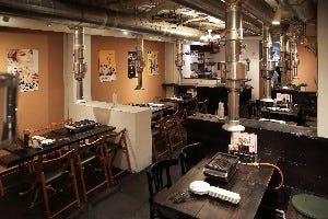 ホルモン焼き食堂 木下 大手町店  店内の画像