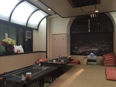 熱海 鉄板焼 ゑびす屋  店内の画像